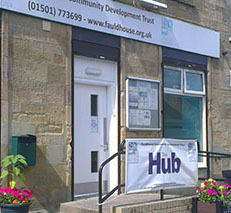 Monday Group @ The Hub | Fauldhouse | Scotland | United Kingdom